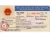 Bảng giá gia hạn và cấp mới VISA vào Việt Nam